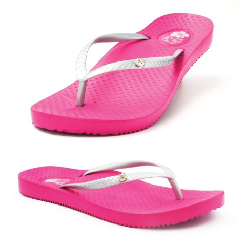 Tongs Orthopédiques FootActive Tiki Girl ROSE